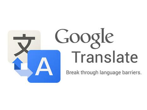 Google Translate fonctionne désormais sans connexion Internet sur Android | Stretching our comfort zone | Scoop.it