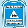 """EESO N° 266 """"IGNACIO CRESPO"""""""