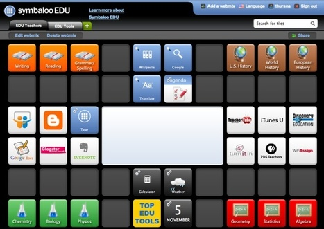Create Your Own Virtual Learning Environment Using SymbalooEDU   Homeschool Mom   Scoop.it