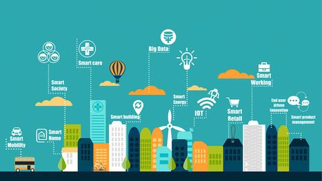 Comment la ville impacte le numérique et le numérique la ville ? | Bretagne Actualités Tourisme | Scoop.it
