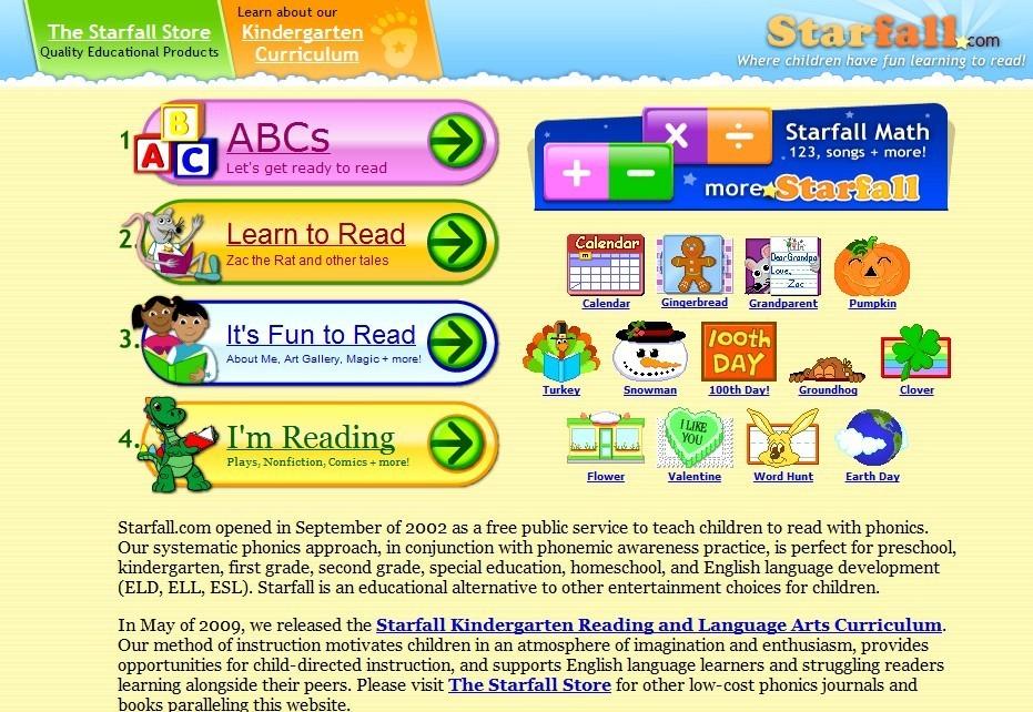 Starfall Learn To Read Downloadpipe - My Full File