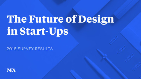 Future of Design in Startups | UXploration | Scoop.it