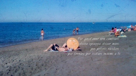 Stessa spiaggia, stesso mare :: Intervallo 02 | Italica | Scoop.it