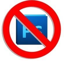 Design web : Est-ce la fin de Photoshop? Cinq constats et quatre approches alternatives | Adviso | Les news du Web | Scoop.it