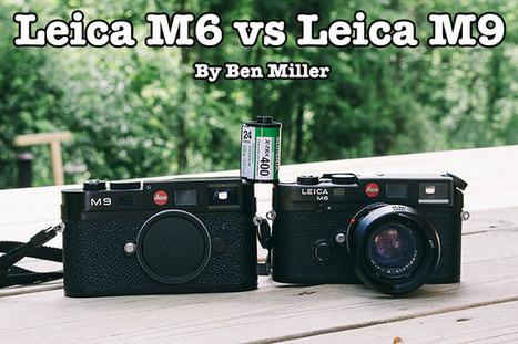 Leica M6 vs. M9 VSCO film emulation ... - Steve Huff Photo | Leica M Photography | Scoop.it