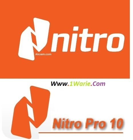 nitro pdf pro 10 activation key