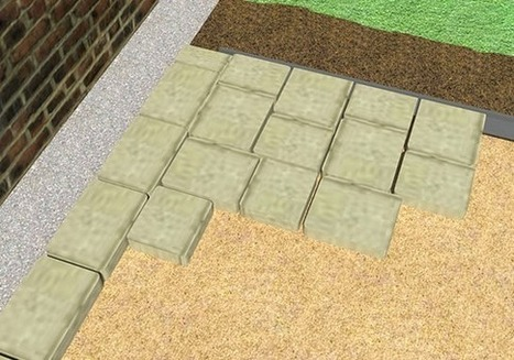Real-life Algebra Lesson Plan - Looking at Patterns in Paving Stones - Australian Curriculum Lessons | 21st Century Concepts Math | Scoop.it