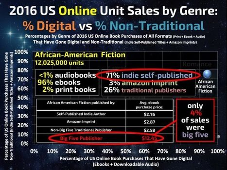 African-Amercan literature sold predominantly by indie authors | Ebook and Publishing | Scoop.it