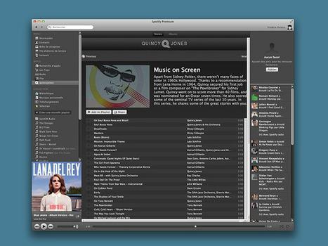 Spotify lance des applications pour les artistes | Veille Musique | Scoop.it