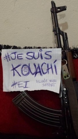 #JeSuisKouachi : le hashtag sulfureux peut dire merci au FN | Journalisme et Internet | Scoop.it