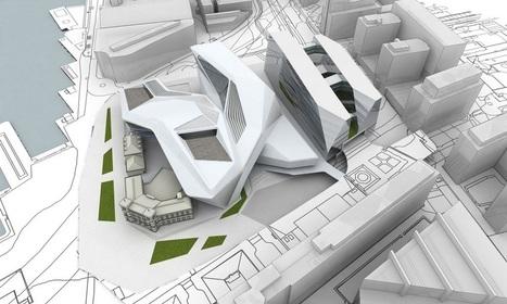 Une extension ultra-moderne pour le Musée d'architecture et du design d'Oslo | Urbanisme | Scoop.it
