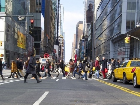 How advocacy creates safer streets and saves lives: A Q&A with Paul Steely White | TheCityFix | Healthy and Sustainable Living MOOC 2014 | Scoop.it