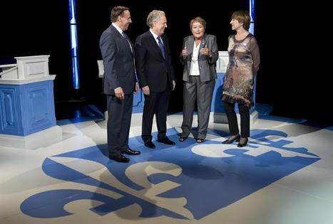 Target in Quebec election debate: Prime Minister Harper - Calgary Herald   Role Models for Women in Leadership   Scoop.it