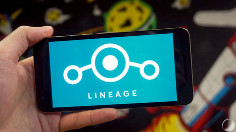 LineageOS 14.1 : quels sont les appareils compatibles avec le descendant de CyanogenMod ? | Geeks | Scoop.it