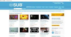 En la nube TIC: Crear subtítulos con Dotsub | Las TIC y la Educación | Scoop.it
