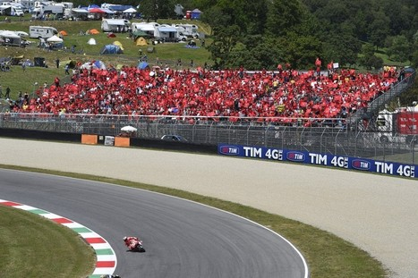 Ducati Grandstand Mugello 2014 | Ducati.net | Ductalk Ducati News | Scoop.it