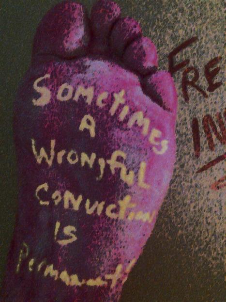 STOP KILLING INNOCENT PEOPLE! NO MORE DEATH PENALTY! | Psychopsema - Art by Felicita Luna | Scoop.it