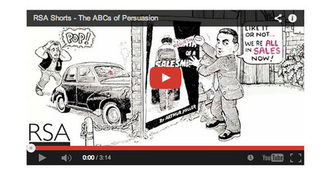 How to Move People with Integrity: The Art of Persuasion, Animated | Cogitation Supremacy | Scoop.it