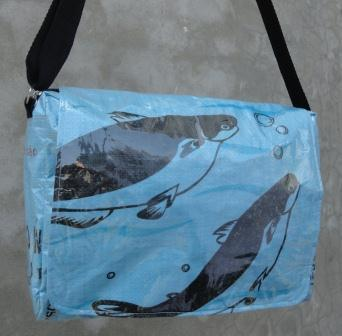 Eco friendly Messenger Bag, handmade ethically By Disabled Home based Workers | Eco-Friendly Messenger Bags By Disabled Home Based Workers. | Scoop.it