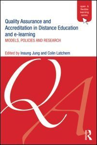 Book review - Quality assurance and accreditation in distance education and e-learning | Create, Innovate & Evaluate in Higher Education | Scoop.it