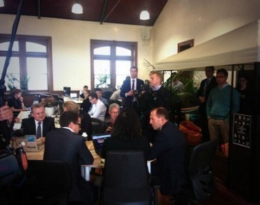 Financing a business - Melbourne startups sit down with Tony Abbott to press case for more support | Strategies for Managing Your Business | Scoop.it
