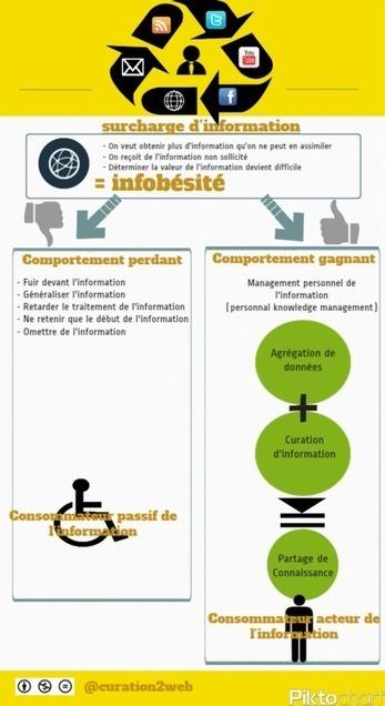 Névrose d'information, le mal d'une société 2.0 | Numérique & pédagogie | Scoop.it