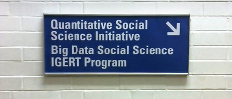 Big Data Social Science Research Program at Penn State   Bits 'n Pieces on Big Data   Scoop.it