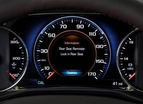 Automaker tries to prevent hot car deaths with this simple new feature | Kickin' Kickers | Scoop.it