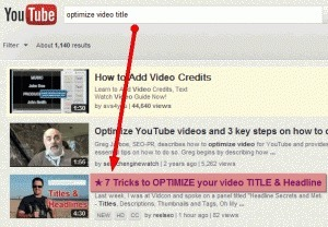 7 Ways to Optimize Your Video Titles for SEO & Social Media [Experiment] | The Social Media Scoop | Scoop.it