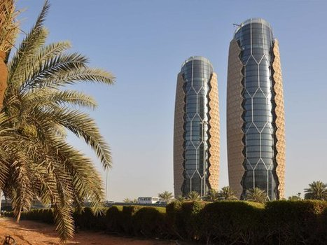 Al Bahar Towers Responsive Facade   Aedas Architects   sustainable architecture   Scoop.it
