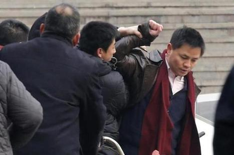 Anti-corruption activist on trial in China | It Comes Undone-Think About It | Scoop.it