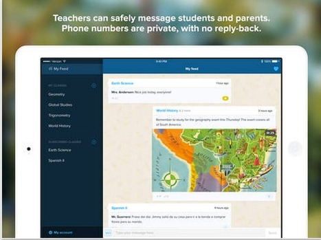 3 Excellent Free Tools to Communicate with Students Parents ~ Educational Technology and Mobile Learning   St. Patrick's Professional Learning Network   Scoop.it