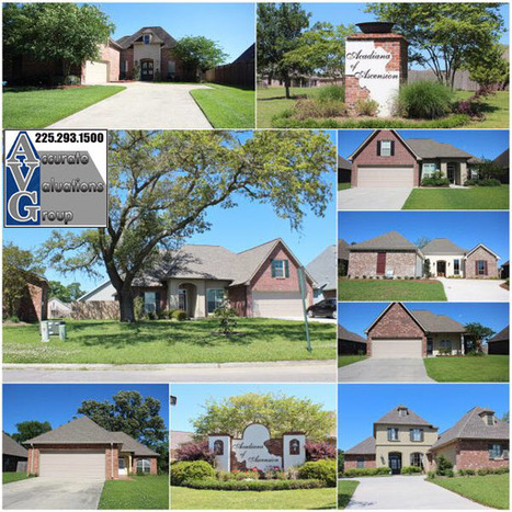 Acadiana of Ascension Gonzales LA Home Sales Update 2016 – Ascension Parish Real Estate Home Appraisers | Ascension Parish Real Estate News | Scoop.it