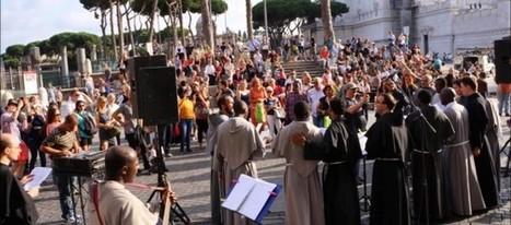 La Sveglia francescana torna nelle strade di Roma | Notizie Francescane conventuali | Scoop.it