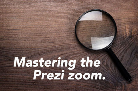 Prezi - Blog - Mastering the Prezi zoom. | My CPD 23 Things | Scoop.it