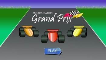 Arcademic Skill Builders - Grand Prix Multiplication | Multiplication Teaching Resources | Scoop.it