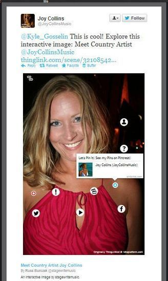 Interactive Images In Tweets: Good Idea Or Information Overload? - AllTwitter | Digital-News on Scoop.it today | Scoop.it
