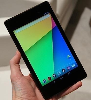 NextGen Nexus 7 hands-on (2013) [VIDEO] | Tech Jam | Scoop.it