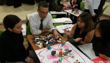 LEGO® SERIOUS PLAY® matchs perfectly  as a Design Thinking Tool  - | How to set up a Consulting Services Business | Scoop.it