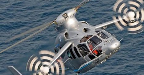Airbus Patents New High-Speed Helicopter | Dr. Goulu | Scoop.it