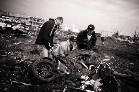 How looks a Diavel after a tornado | Ducati news | Scoop.it