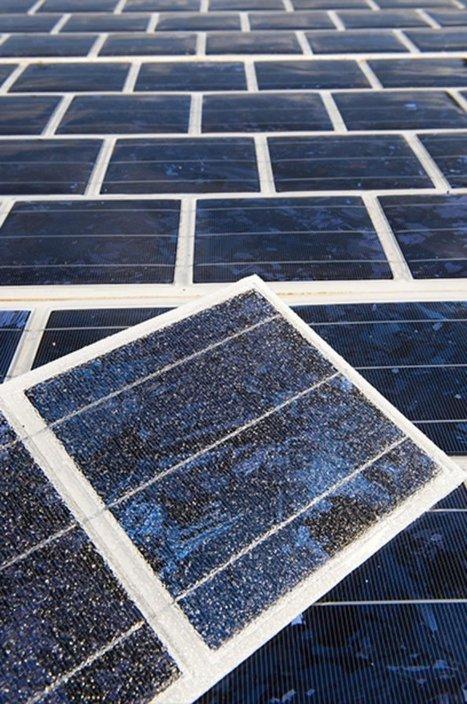 1 seul kilomètre de cette route solaire peut éclairer 5 000 habitants ! Et c'est Made in France !   It's a geeky freaky cheesy world   Scoop.it