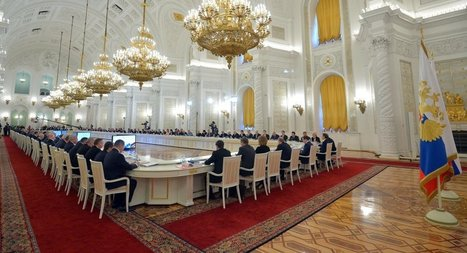 Putin Briefs Ministers on Implementing Unified Cultural Policy | Comparative Government and Politics | Scoop.it