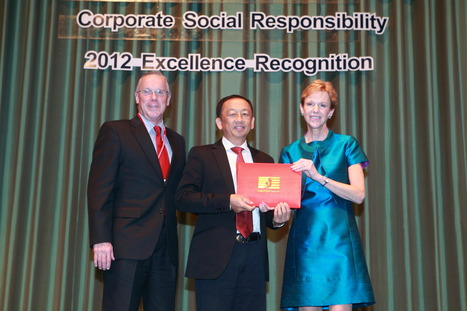 DuPont Receives 2012 CSR Excellence Recognition | DuPont ASEAN | Scoop.it