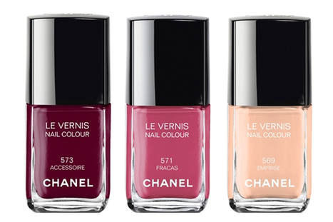 Chanel's spring 2013 make-up collection - The Upcoming | TAFT: Trends And Fashion Timeline | Scoop.it