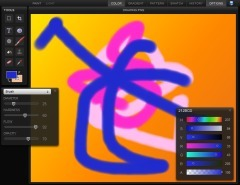 Sketchpad | Cool Tools for Drawing and Painting | Scoop.it