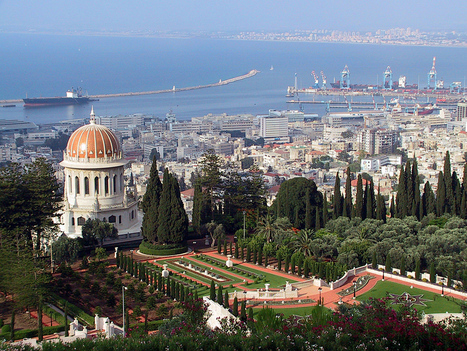 Model of urban globalization  -  China's Shenzhen taps Israeli port city, Haifa | GIBSIccURATION | Scoop.it