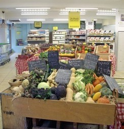 The People's Supermarket (Londres, GB) - Fabriques Locales | Courts-Circuits.Com | Scoop.it