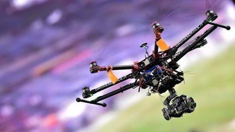 Droni, la svolta dell'Enac: regole più leggere, potranno volare anche in città | a little bit of italy and web resources | Scoop.it
