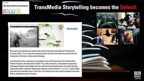 MediaFuturist | The future of media, television, broadcasting | Transmediate | Scoop.it